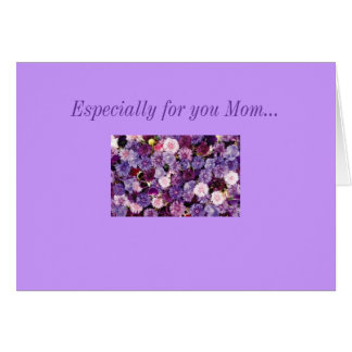 Mother's Day Card, acceptance of gay child Card