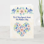 Mother's Day Card for a Special Aunt
