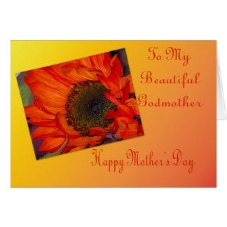 Mother's Day Card For Godmother