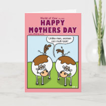 Mothers Day Card Multi-task