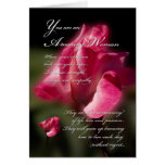 Mother's Day Card Sentimental Roses