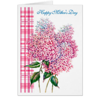 Mother's Day Card, Size: 5X7