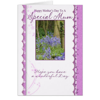 Mother's Day Card, Special Mum