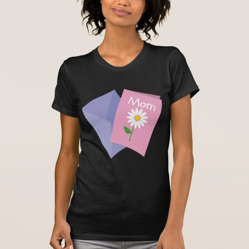 Mothers Day Card Tshirt