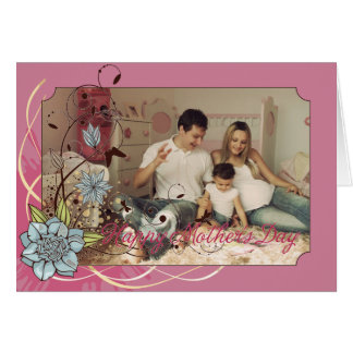 Mother's Day Card - Use Your Own Photo