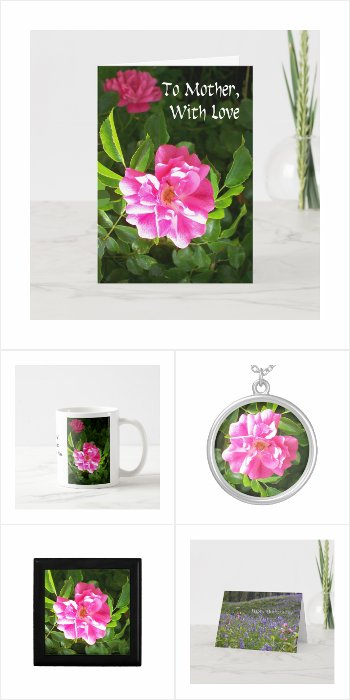 Mother's Day Cards and Gifts with Photos