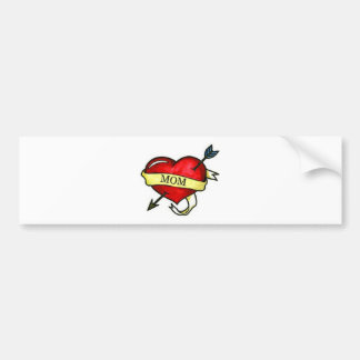 Mother's Day Cards Car Bumper Sticker