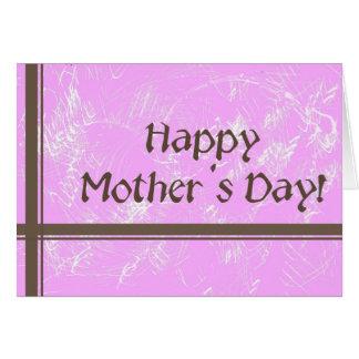 Mother's Day Celebration Card