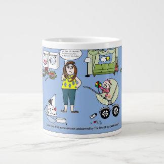 Mother's Day Coffee Mug: Mommy Mayhem Jumbo Mug