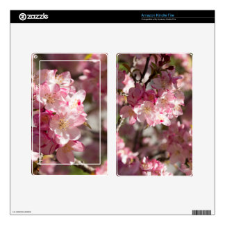 Mother's Day Crabapple Tree Skin For Kindle Fire