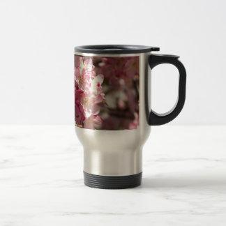 Mother's Day Crabapple Tree Travel Mug