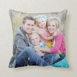 Mother's Day, Custom Photo, Throw Pillow