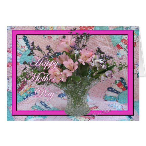 Mother's Day -customize it Greeting Card