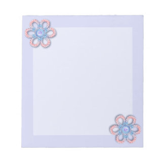 Mother's Day Daisy Chain Memo Pad