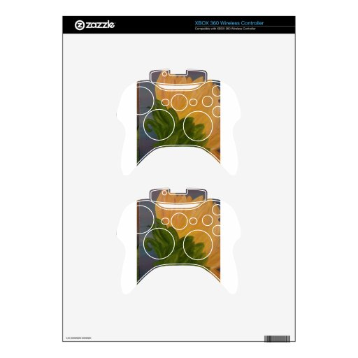 Mother's Day Daisy Xbox 360 Controller Skins