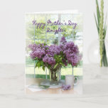 Mother's Day - Daughter - Lilacs Card