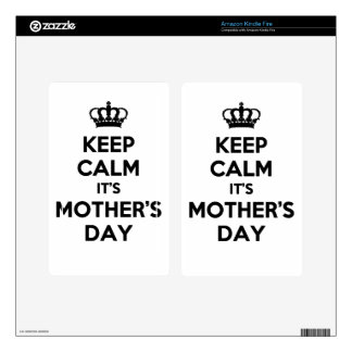 mother's day decals for kindle fire