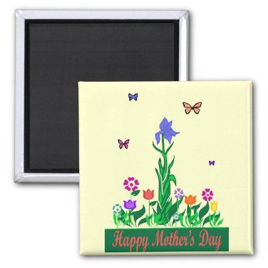 Mothers Day design magnet