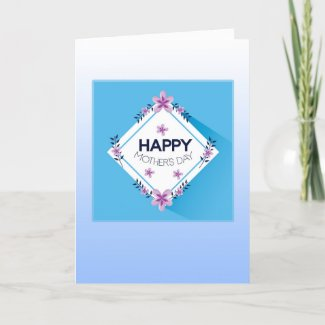 Mother's Day Diamond Card