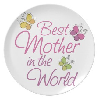 Mothers Day Plate