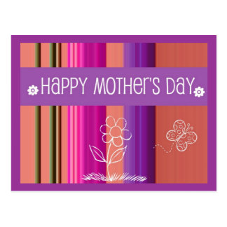 Mother's Day Drawings Postcard