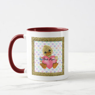Mother's Day Ducks Mug