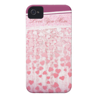 Mother's day elegant pink iPhone 4 cases