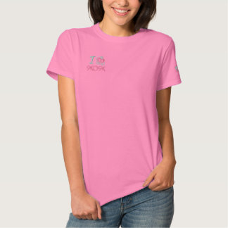 Mother's Day  Embroidered Mom Embroidered Shirt