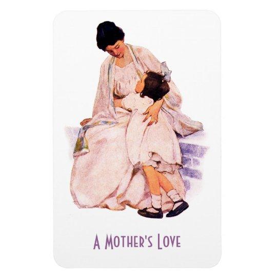Mother's Day Fine Art Gift Magnet