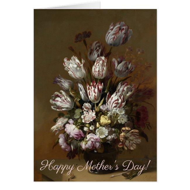 Mother's Day - Floral Bouquet | Dutch Fine Art