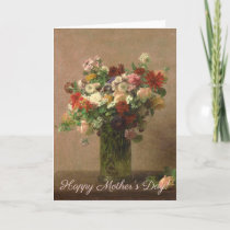 Mother's Day - Floral Bouquet | French Fine Art Card