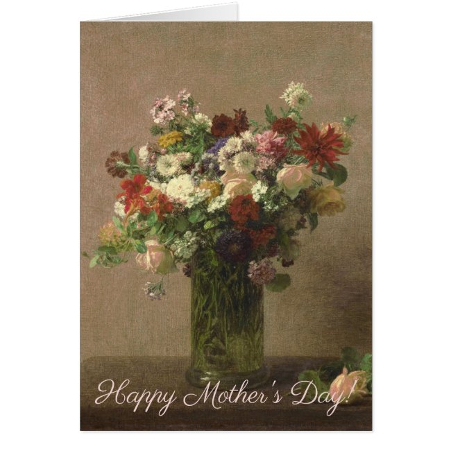 Mother's Day - Floral Bouquet | French Fine Art