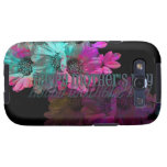 Mothers Day - Floral Reflection Samsung Galaxy S3 Covers