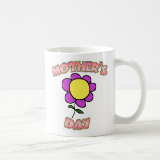 MOTHER'S DAY FLOWER MUG