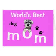Mothers Day from Dog Cards