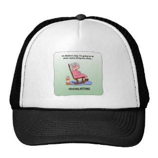 Mother's Day Funny Humorous Maw Hat