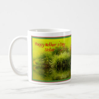 Mothers Day - Garden - Sister Coffee Mugs