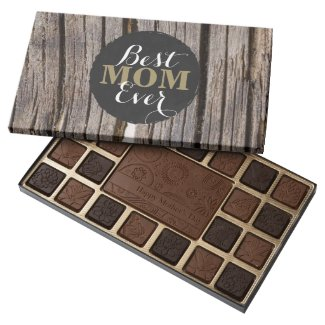 Mother's Day Gift Alert! Best Mom Ever Assorted Chocolates