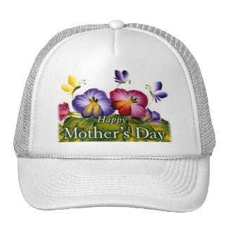 MOTHER'S DAY GIFT BEAUTIFUL TRUCKER HAT