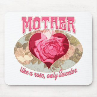 Mother's Day gift ideas for World's Greatest Mom Mouse Pad