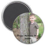 Mother's Day Gifts 3 Inch Round Magnet