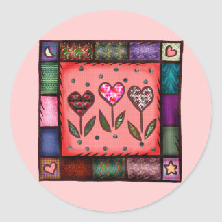 Mothers Day Gifts Classic Round Sticker