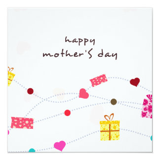 Mother's Day Gifts Announcements