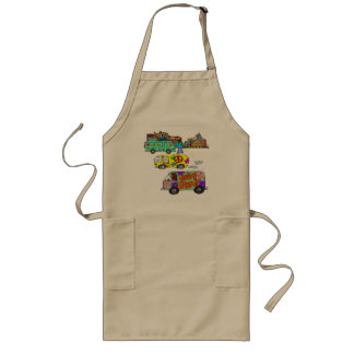 Mothers Day Gifts Long Apron