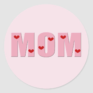 Mothers Day Gifts Stickers