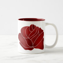 Mothers Day Gifts Two-Tone Coffee Mug