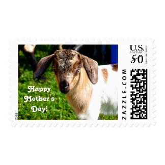 Mother's Day Goat Kid Postage