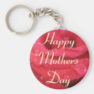 Mothers Day greeting Key Chain