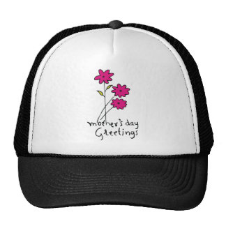 Mother's Day Greetings Trucker Hat
