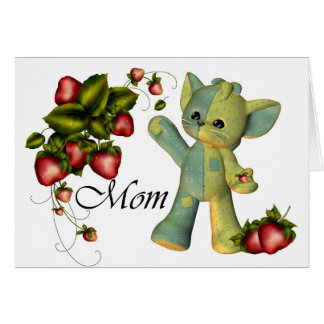 Mother's Day, Happy Mother's Day Mom Card